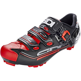 Sidi MTB Eagle 7-SR Shoes Men red/black